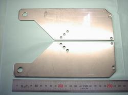 板金加工(試作加工) : ステンレス SUS304 2B t3.0
