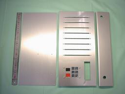 追加工(板金加工) アルミニウム(A5052) 板厚:t1.6