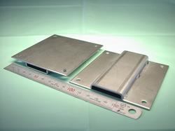 板金加工 : SUS304-2B t2.0 試作加工