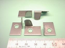 板金加工/試作加工 : ステンレス  SUS304 2B t1.0 簡易刃先加工